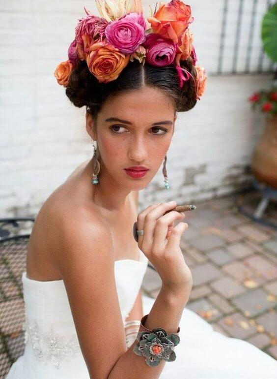 Matrimonio Tema Frida Kahlo : Frida kahlo ispirazioni per un matrimonio u2013 krisalide